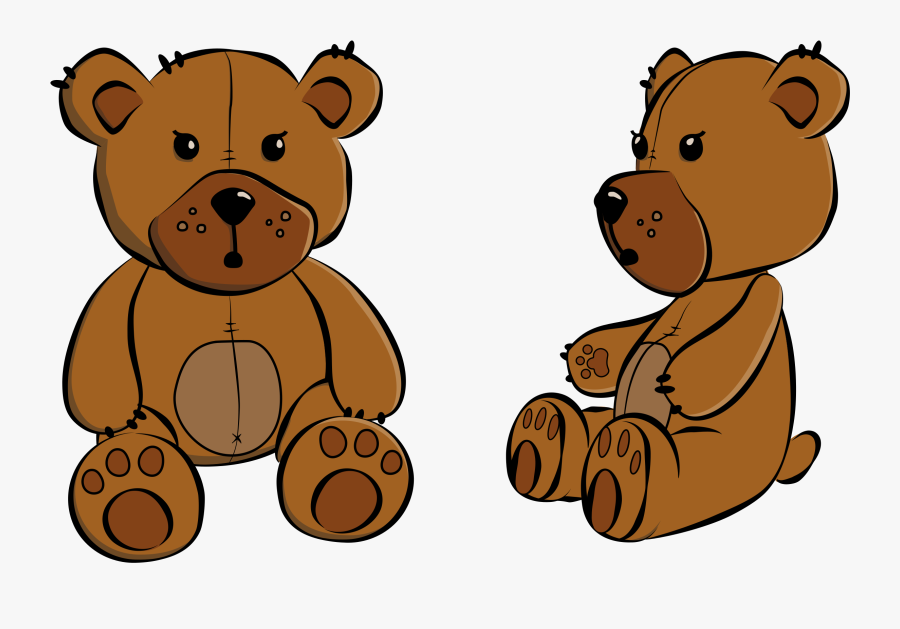 Teddy Bear Clipart Transparent - Teddy Bear Png Clipart, Transparent Clipart