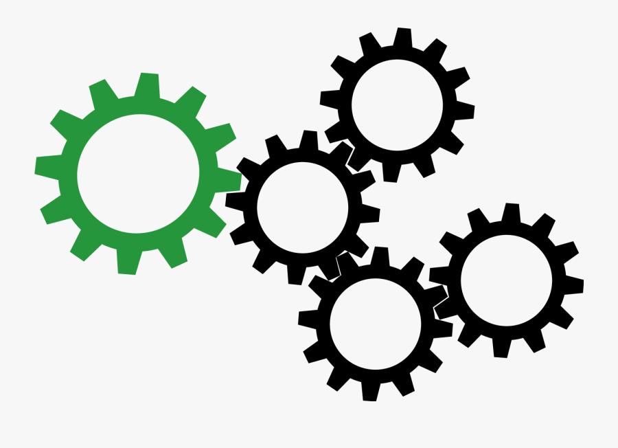 Gear Clipart Cog Wheel - Gear Wheel Clipart, Transparent Clipart