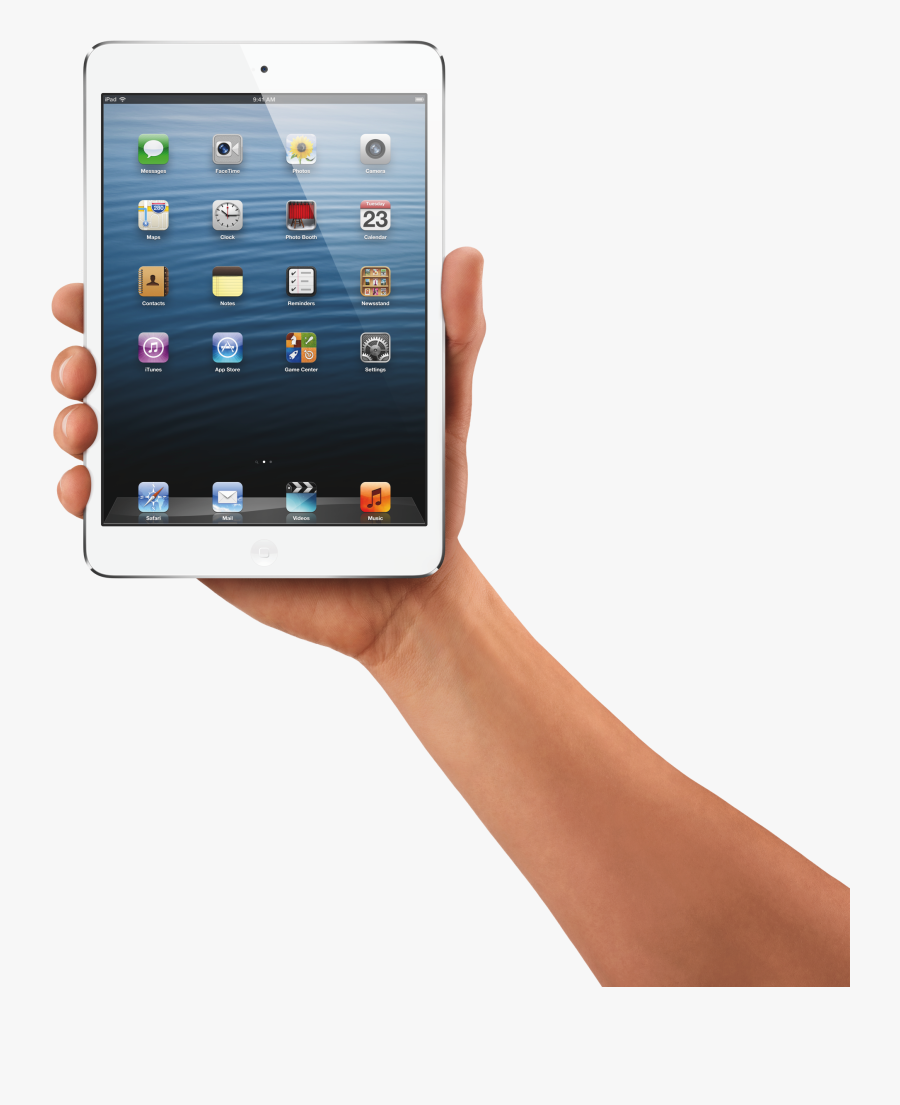 Tablet Png Image Free - Ipad Mini Price, Transparent Clipart