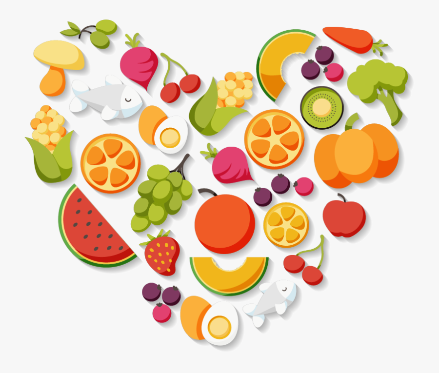 Health Food Health Food Diet - Food And Nutrition Clipart, Transparent Clipart