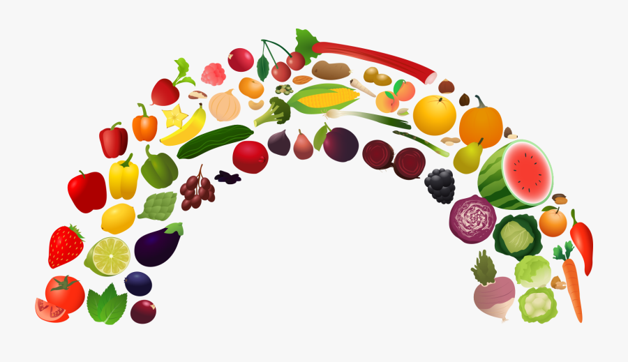 Transparent Background Healthy Food Clipart, Transparent Clipart