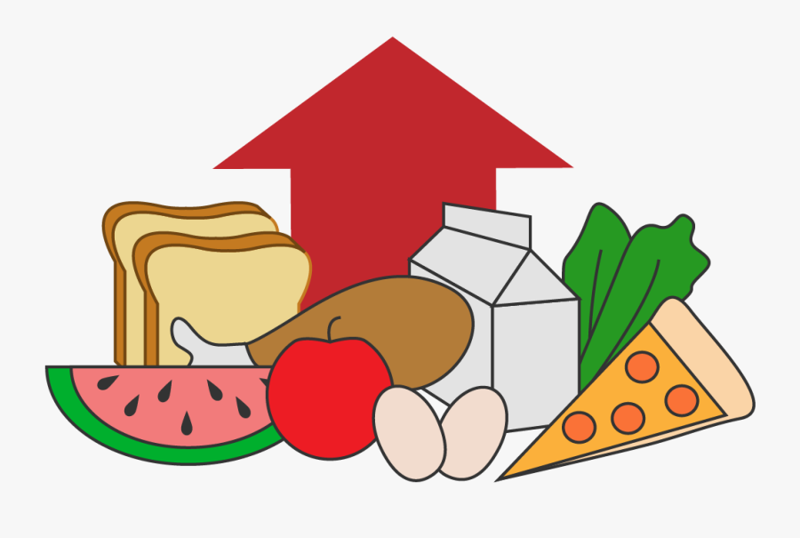 Eat Healthy, Well-balanced Meals, Eat Foods That Are - Well Balanced Diet Clipart, Transparent Clipart
