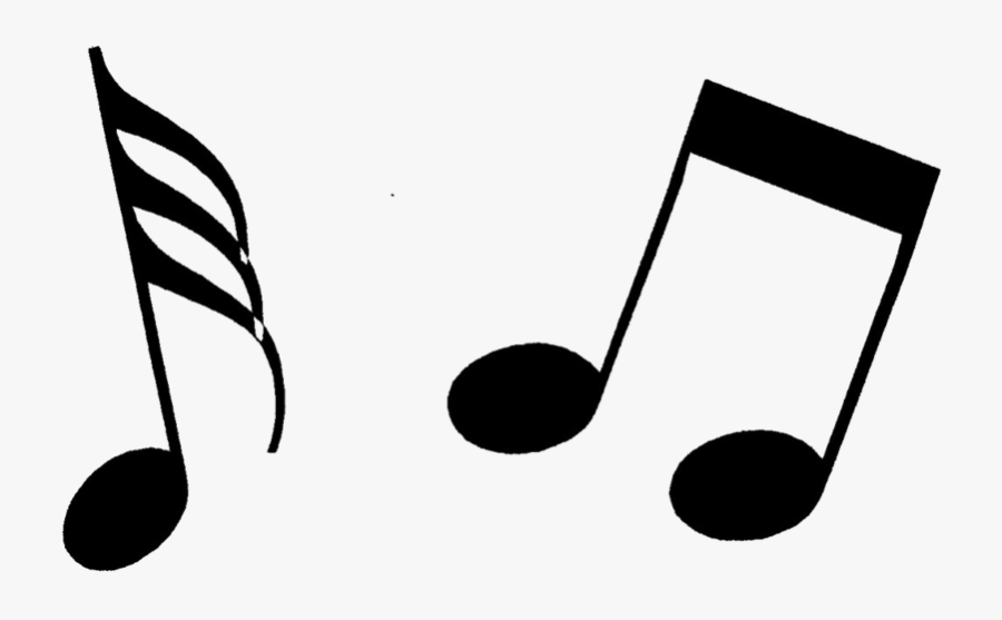 Music Notes Png Clipart - Music Note Clipart, Transparent Clipart