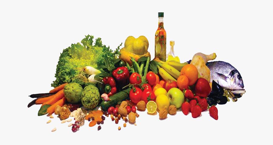 Healthy Food Transparent, Transparent Clipart