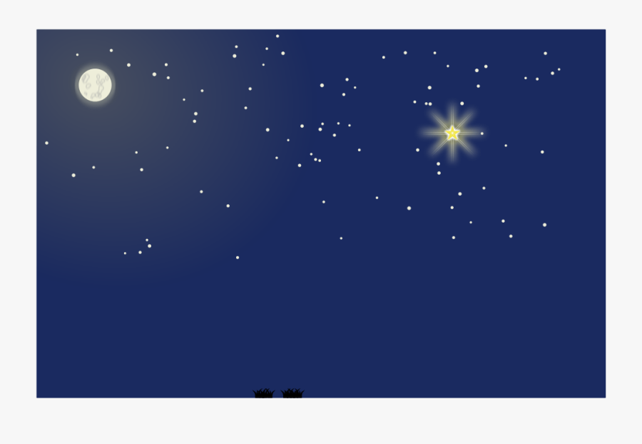 Nativity Scene Backgrounds Clipart By Moini - Christmas Nativity Scene Background, Transparent Clipart