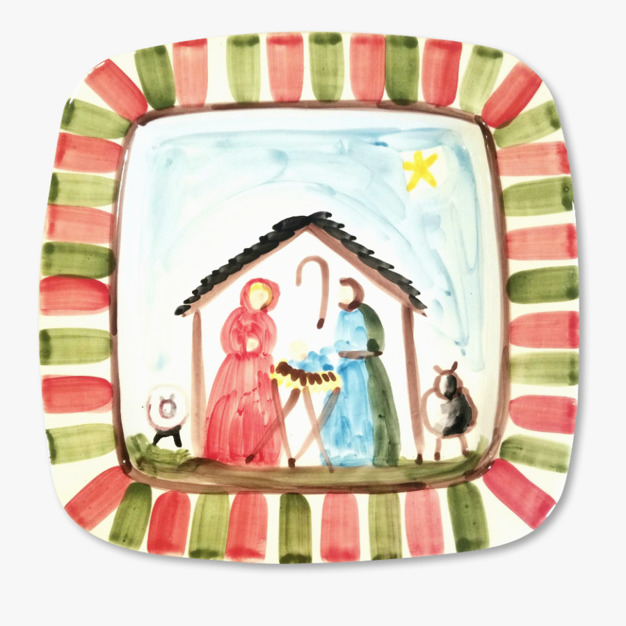 Transparent Christmas Nativity Png - Picture Frame, Transparent Clipart