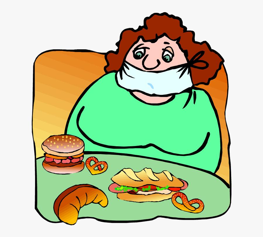 Four Crazy Diets - Diet Clipart, Transparent Clipart