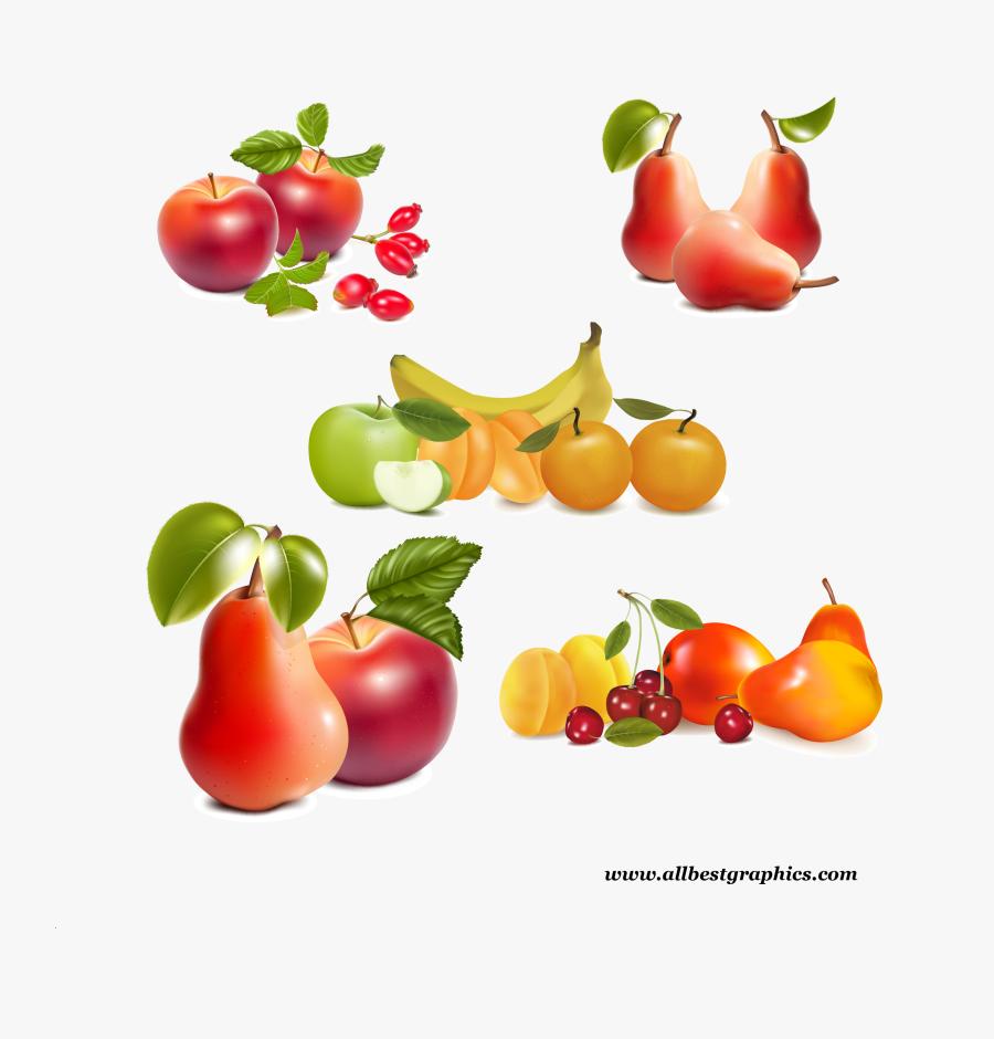 Free Fruit Border Clipart, Transparent Clipart