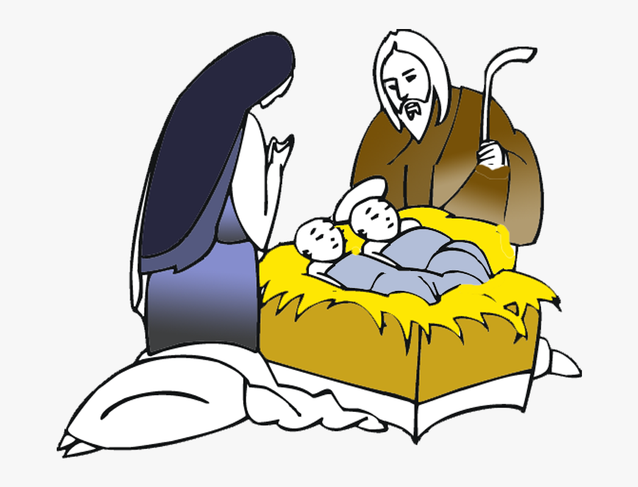 Hope Thoughts From The Old Man Of The Sea Of Life - Christmas Coloring Pages, Transparent Clipart