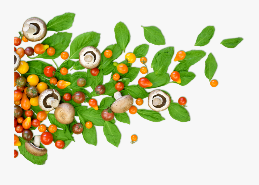 Superfood Vegetable Natural Foods - Transparent Healthy Food Png, Transparent Clipart