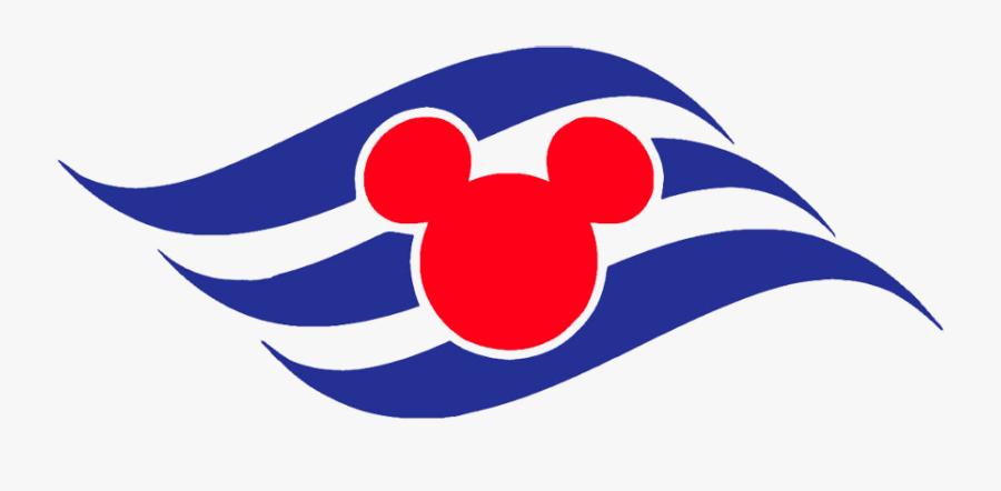 Disney Cruise Line Symbol, Transparent Clipart
