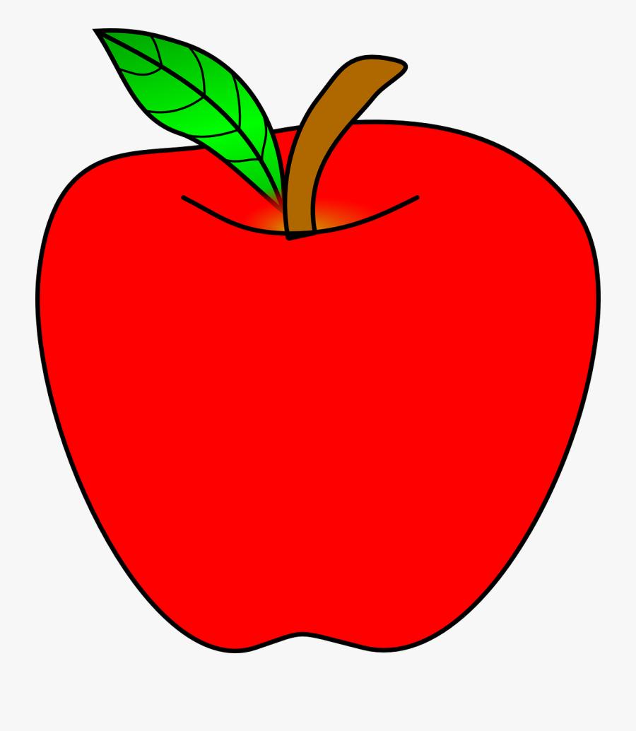 Clipart Healthy Food Apple, Transparent Clipart