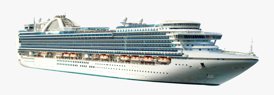 Cruise Ship Png Free Download - Cruise Ship Transparent Background, Transparent Clipart