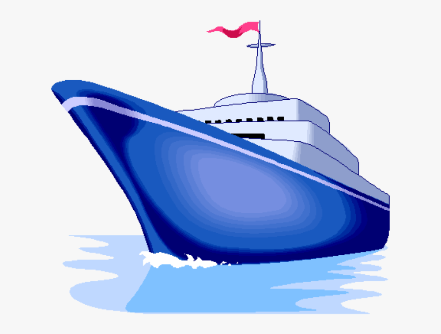 Transparent Cruise Ship Clipart - Transparent Cruise Ship Gif, Transparent Clipart