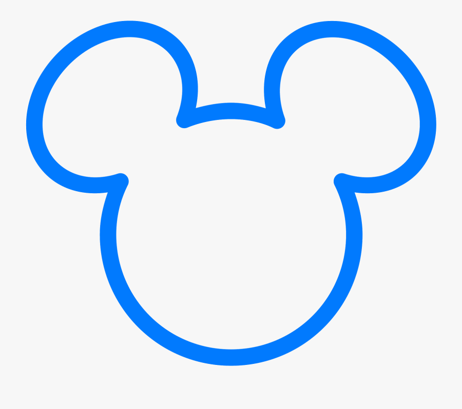Transparent Cruise Ship Clipart - Cabeza De Mickey Mouse, Transparent Clipart