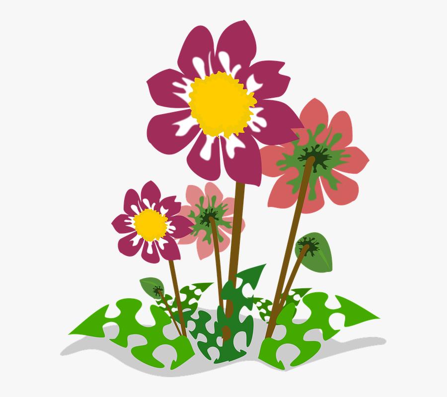 Clip Art, Flor, Flora, Flower, Nature, Plant - Flora Clipart, Transparent Clipart