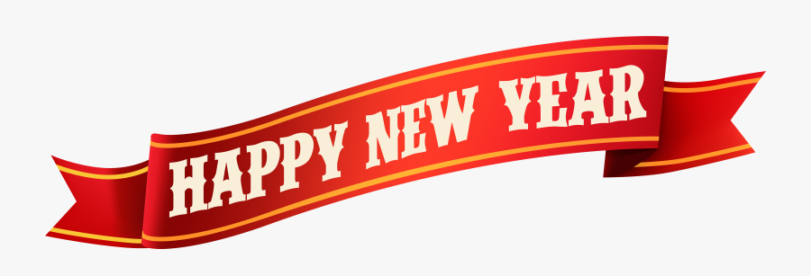 Happy New Year Png Clip Art - Happy New Year Png, Transparent Clipart