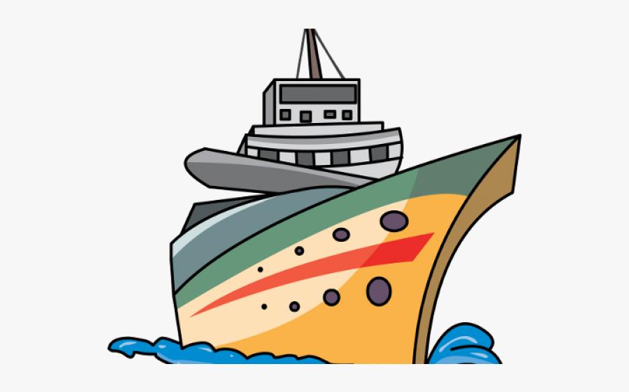 Passenger Ship Clipart Cruise Ship, Transparent Clipart