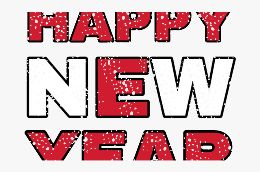 Happy New Year Picsart Png Text - 2019 Happy New Year Png Background Edit, Transparent Clipart