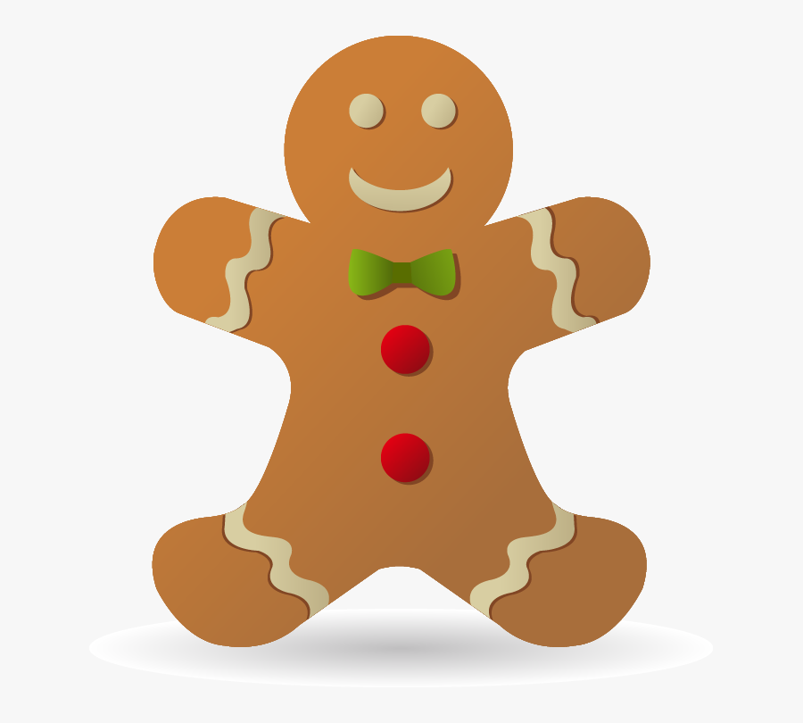 Gingerbread House The Gingerbread Man Cookie - Gingerbread Emoji Copy And Paste, Transparent Clipart