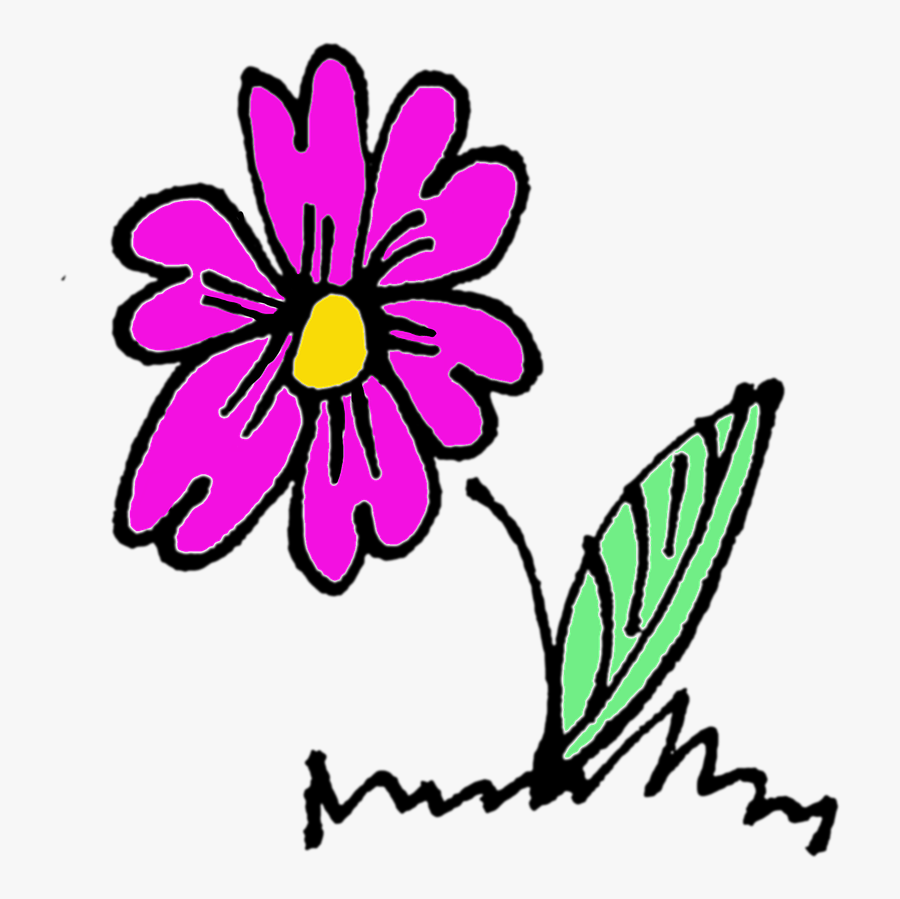 Flower Flowers Nature Spring Plant Beautiful Natural - Plants, Transparent Clipart