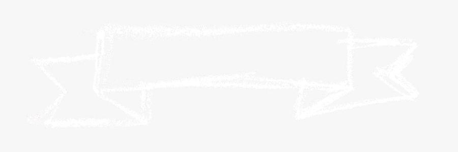 Banner Png Chalk - Transparent Chalk Banner Png, Transparent Clipart