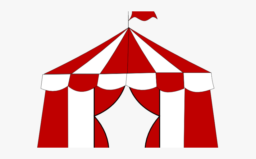 Transparent Roller Coaster Cart Clipart - Cute Circus Tent Clipart, Transparent Clipart