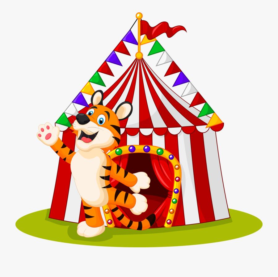 Png Pinterest Clip - Circus Tent Elephant, Transparent Clipart
