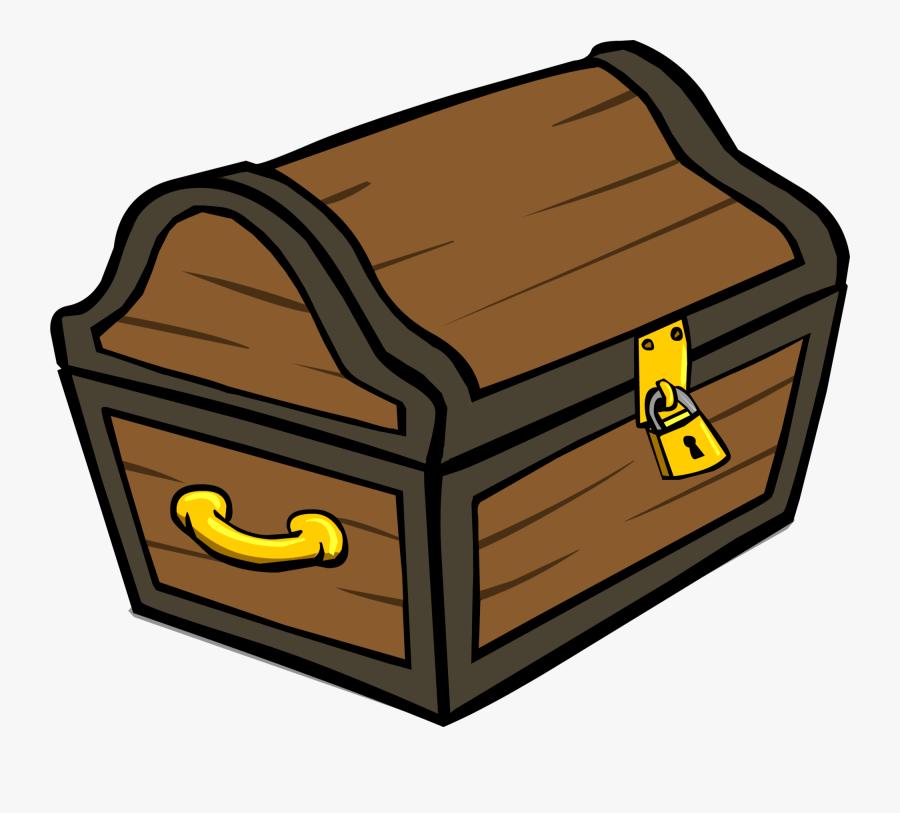 Treasure Chest Id 305 Sprite Club - Transparent Treasure Chest Clipart, Transparent Clipart