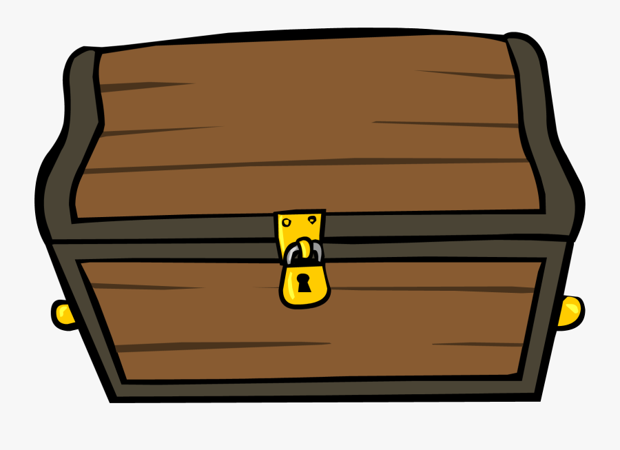 Thumb Image - Closed Treasure Chest Clipart, Transparent Clipart