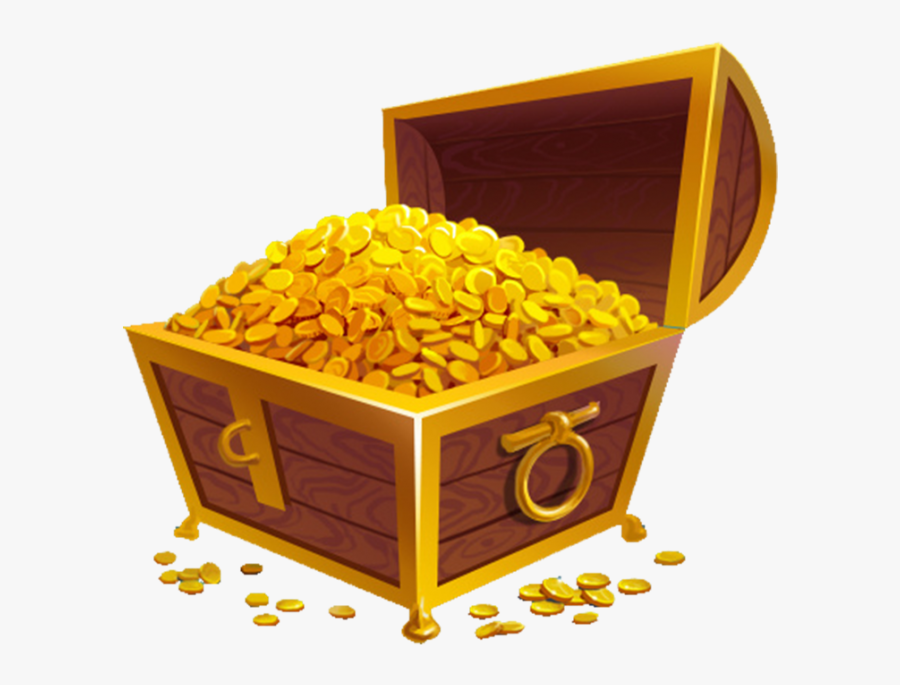 Treasure Chest Clip Art Png Image Free Download Searchpng - Free Treasure Chest Png, Transparent Clipart