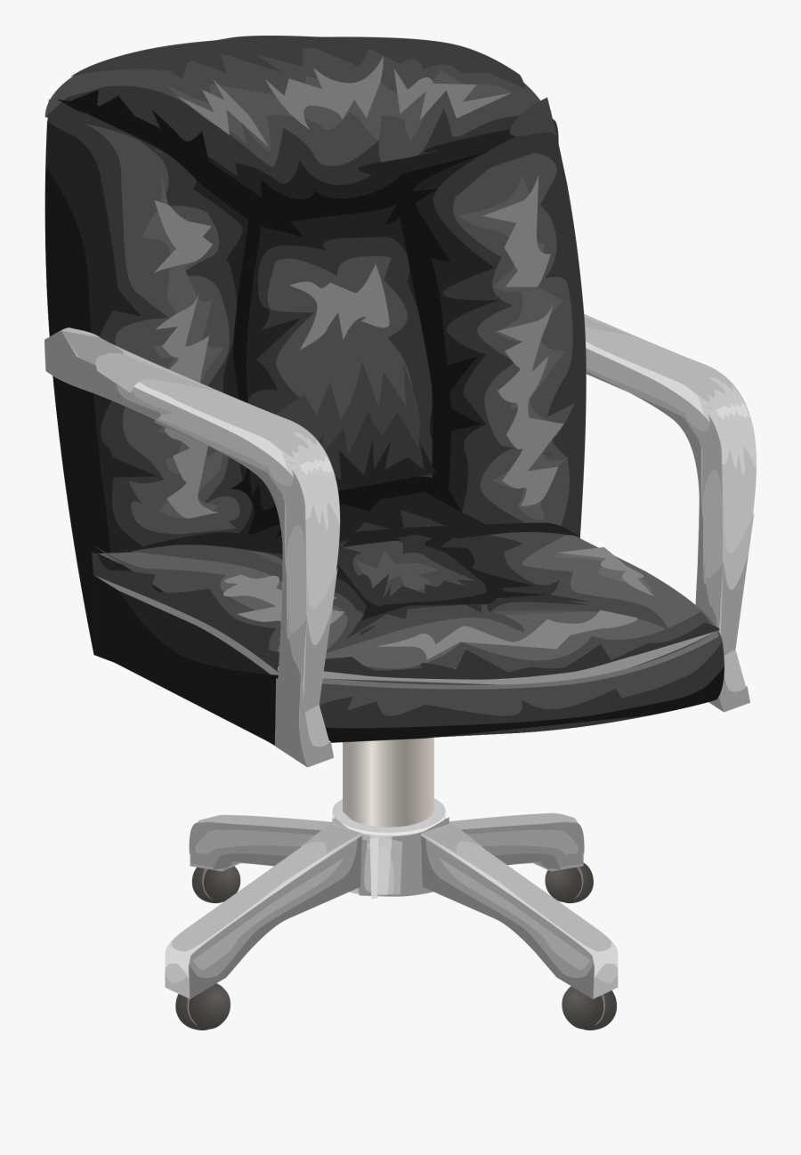 Office Chair Cartoon Png , Free Transparent Clipart ...