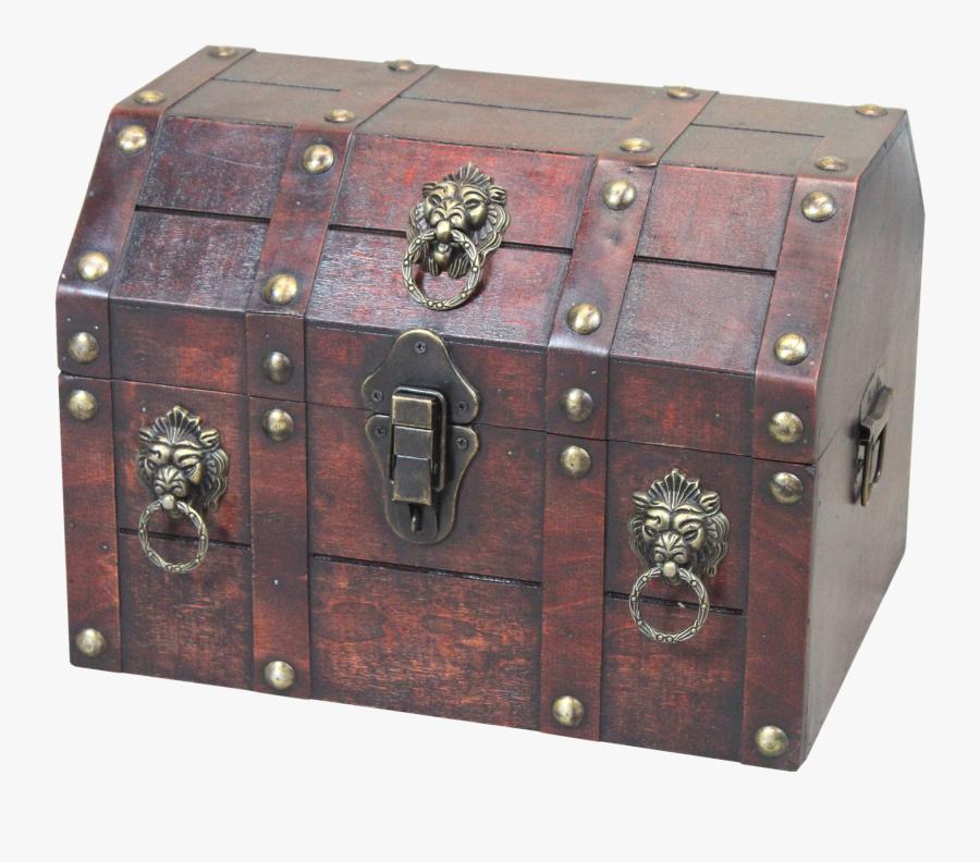 Treasure Chest Png Clipart - Treasure Box, Transparent Clipart