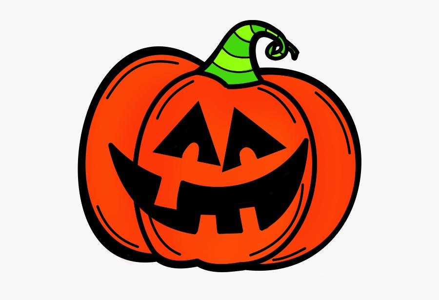 "Jack O"" Lantern Halloween Clip Art - Jack O Lantern Clip Art Free, Transparent Clipart"