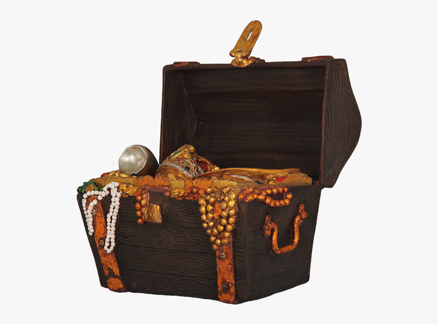 Pirate Small Picture Transparentpng - Pirate Treasure Chest Png, Transparent Clipart
