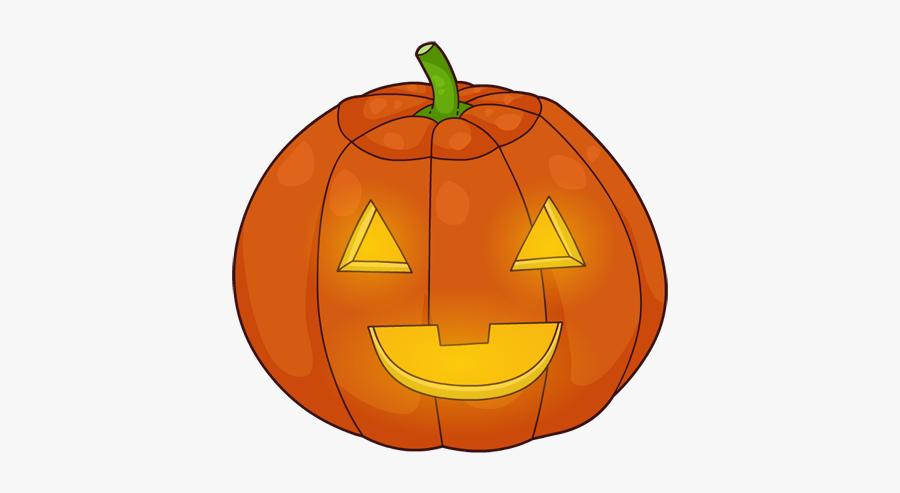 Jack O Lantern Free To Use Clipart - Cartoon Jack O Lantern Transparent, Transparent Clipart