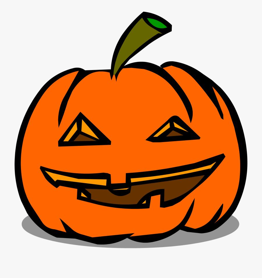 Pumpkin Clipart Jack O Lantern Sprite - Jack O Lantern Png, Transparent Clipart