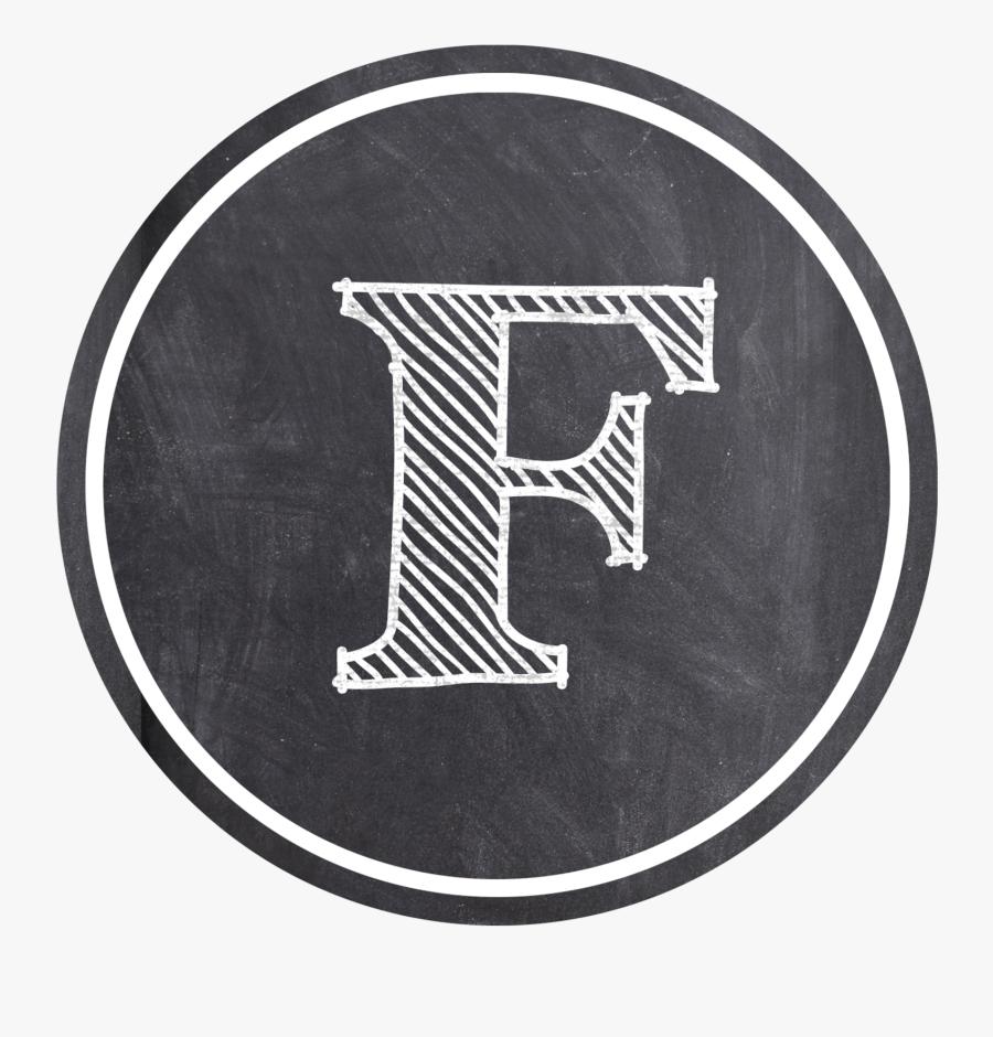 Clip Art Letters Free Printable Alphabet - Free Printable Chalkboard Banner Letters E, Transparent Clipart