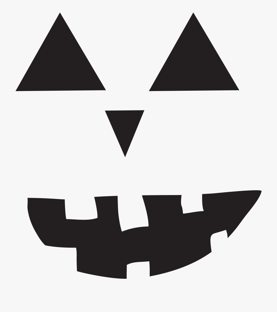 Jack O Lantern Face Wall Quotes&trade Decal Wallquotescom - Jack O Lantern Face Decal, Transparent Clipart