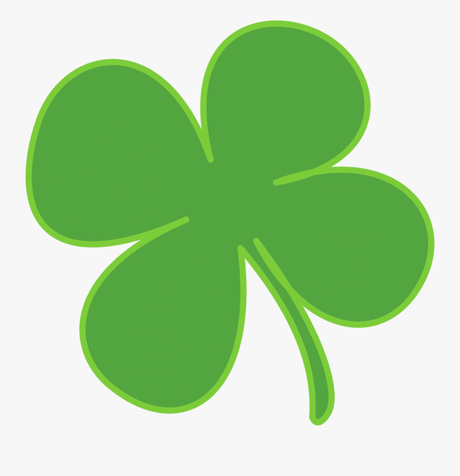 Download Shamrock Png Clipart - St Patrick's Day Four Leaf Clover, Transparent Clipart