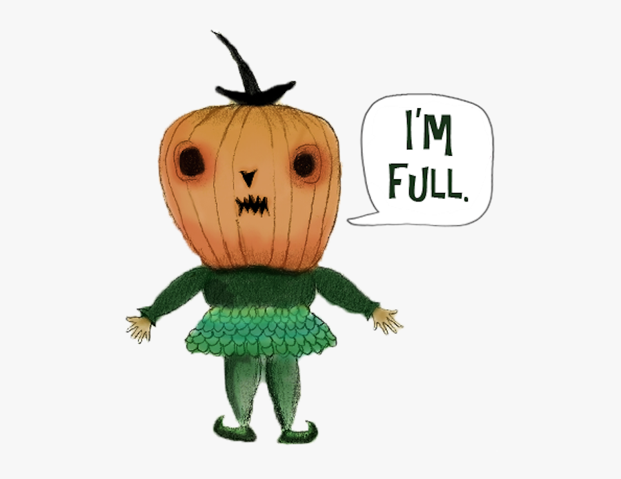 Halloween 2016 Stickers For Imessage Messages Sticker - Jack-o'-lantern, Transparent Clipart