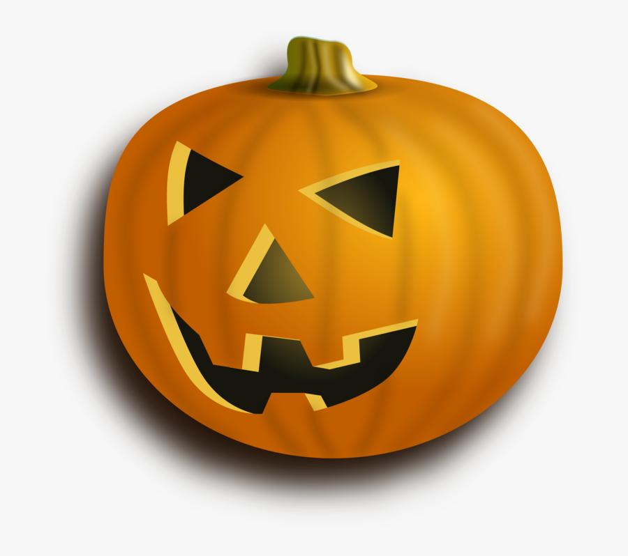Halloween Pumpkin Transparent Background, Transparent Clipart