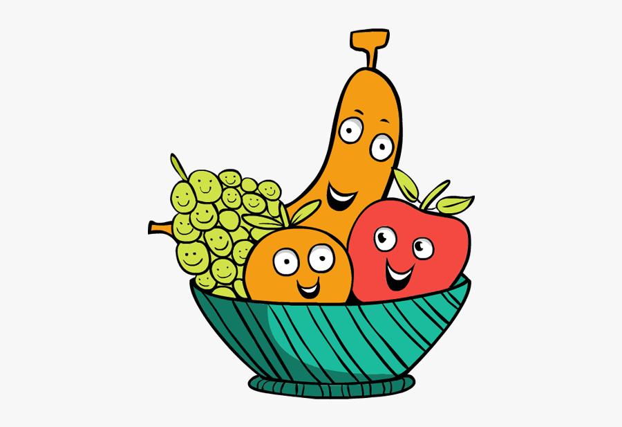 Fruit Clipart Free - Fruit Clipart, Transparent Clipart