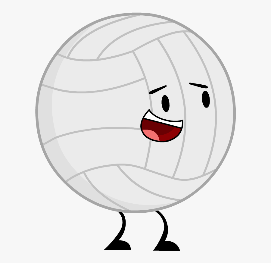 Object Havoc Wikia - Bfdi Volleyball, Transparent Clipart