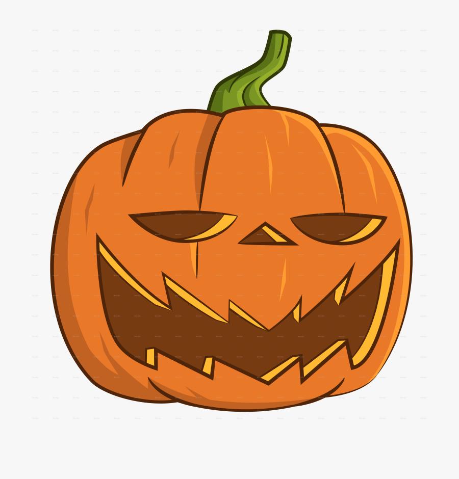 "Jack O"" Lantern , Free Unlimited Download - Jack O Lantern Face Palm, Transparent Clipart"