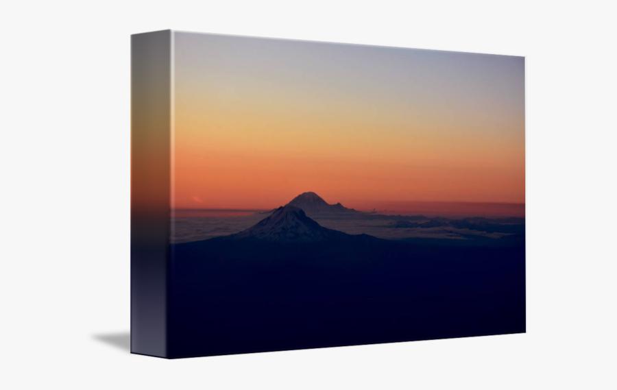 Clip Art On And St Helen - Sunset, Transparent Clipart