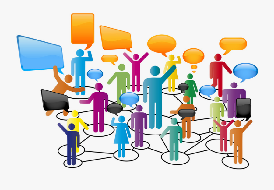 "Communities Of Practice What""s That - Business Collaboration Networking Clipart, Transparent Clipart"