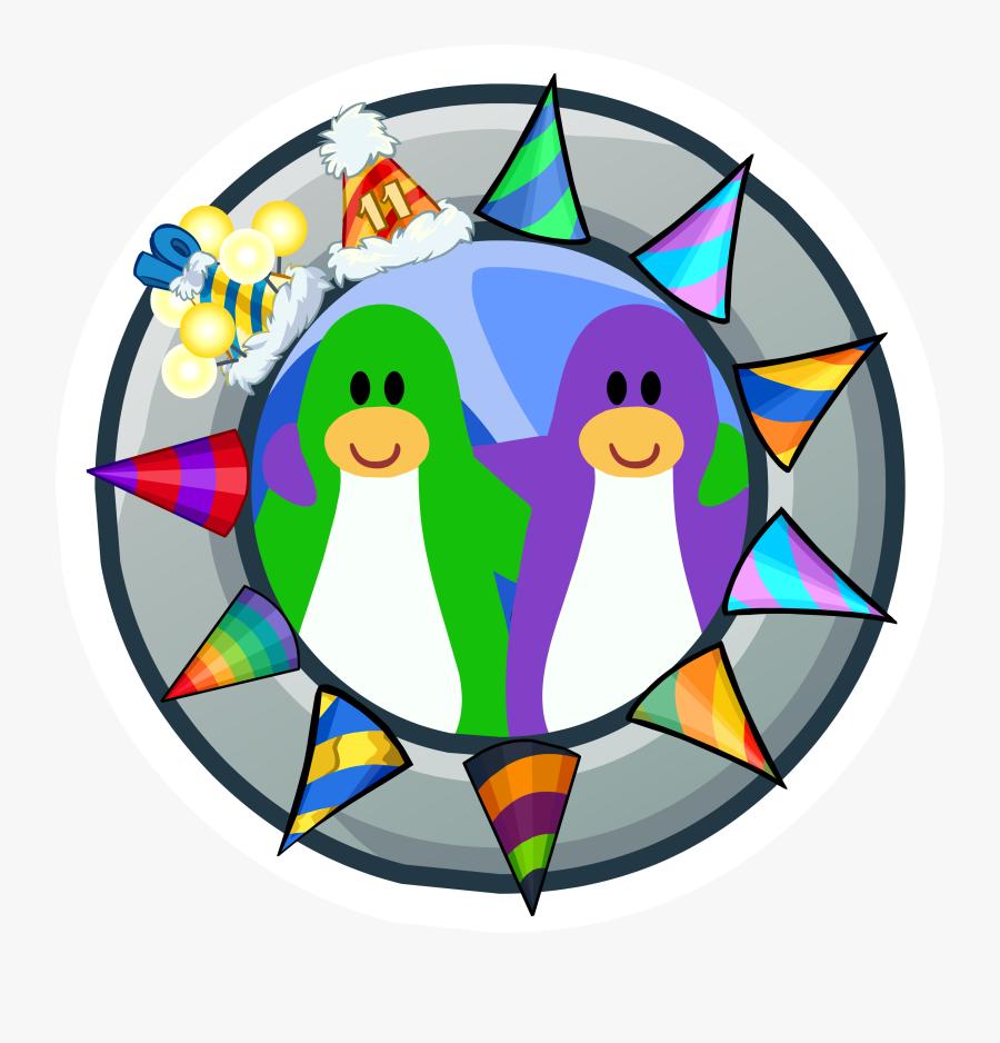 Community Clipart Community Circle - Club Penguin Community Pin, Transparent Clipart