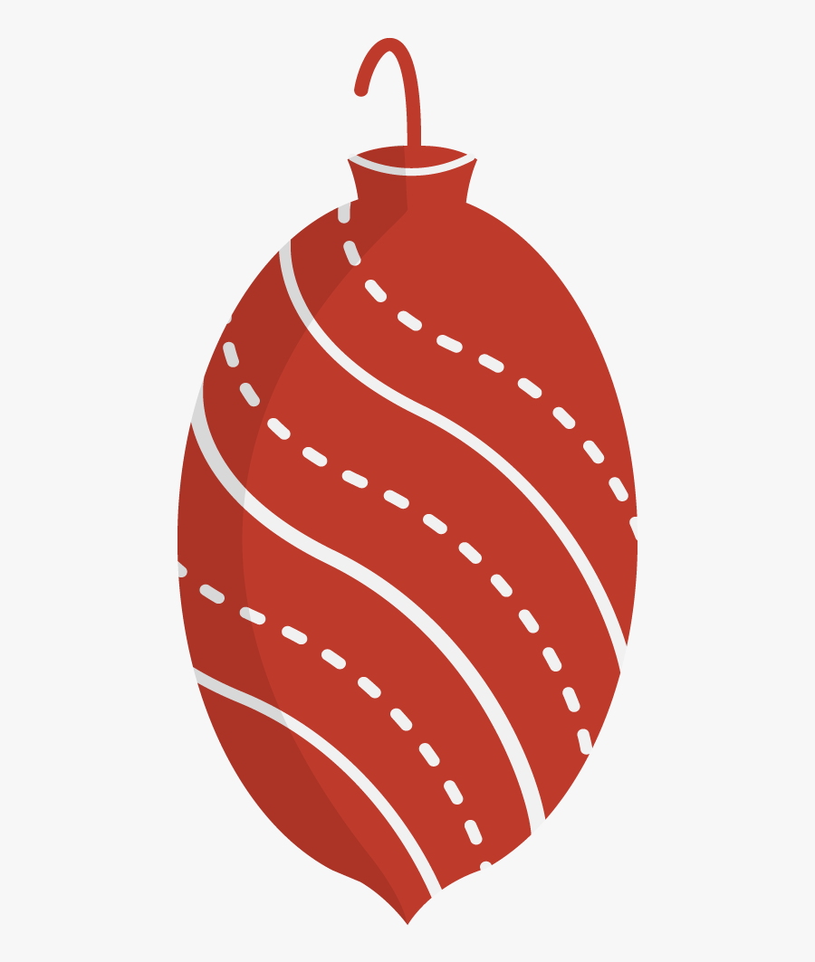 Top Ornament Clip Art Free Clipart Image - Free Clipart Of Christmas Ornaments, Transparent Clipart