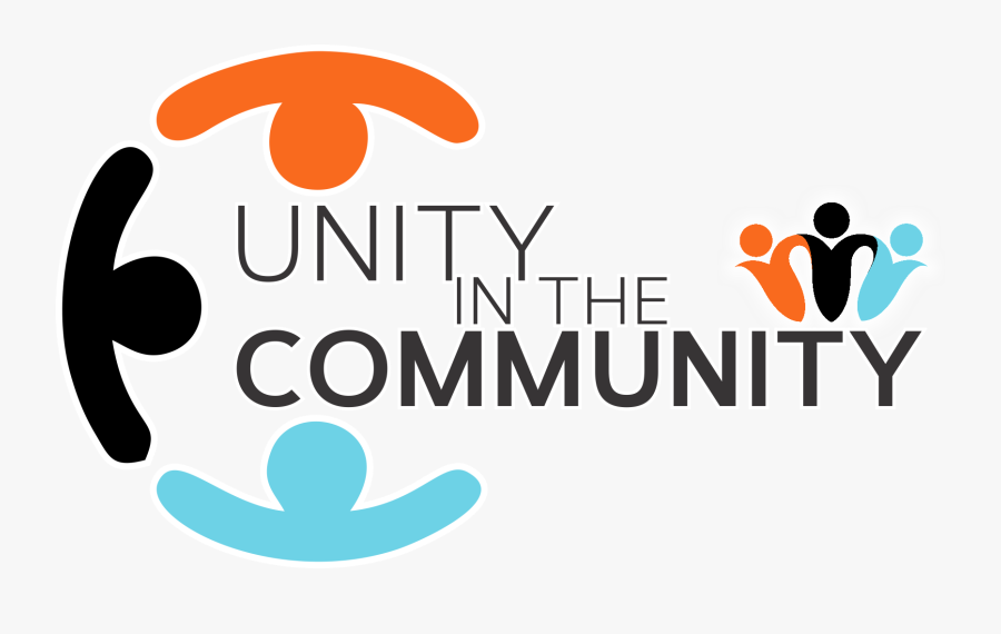 About In The - Unity In The Community Logo, Transparent Clipart
